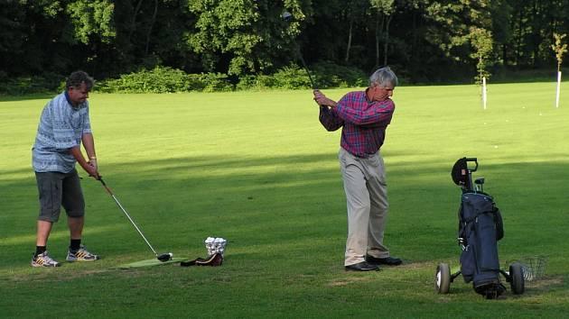 V Rožnově proběhne golfový turnaj
