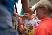 Triatlonový závod VALACHY MAN - dětský závod.