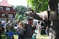 Za uplynulý myslivecký rok bylo v okrese Vsetín uloveno 2259 kusů srnčí zvěře, 419 jelenů, 63 daňků a 29 muflonů