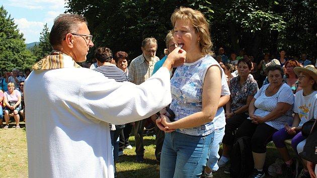 Setkání lidí dobré vůle na hřebeni Javorníků