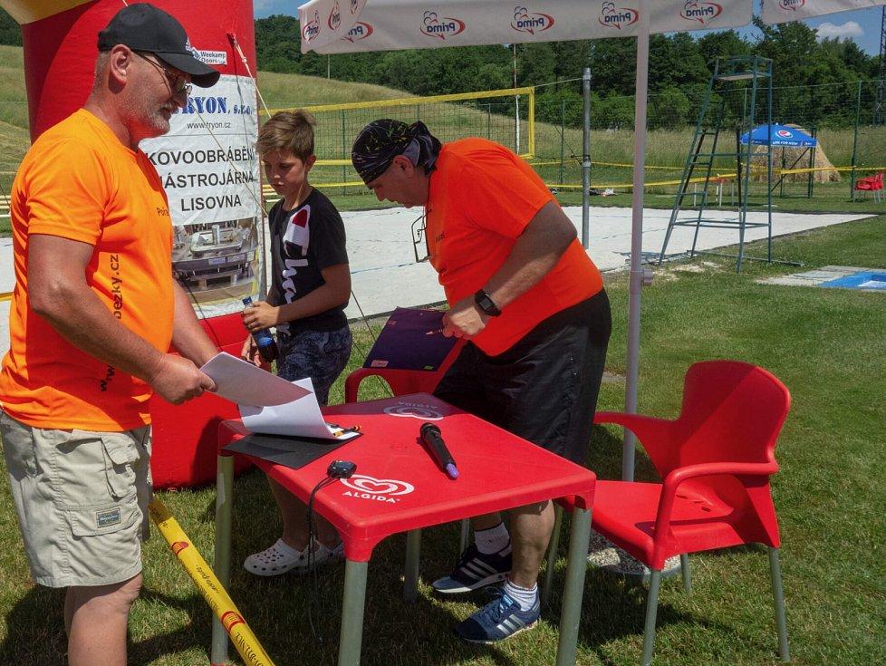 Valašský triatlon družstev 2021