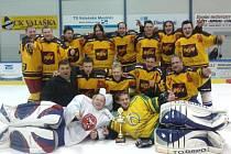 Finále II. ligy Poháru bobra mezi týmy ASK RGV a Podlesí bylo vyvrcholením celé sezony.
