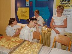 Integrovaná střední škola v Meziříčí měla Den otevřených dveří.