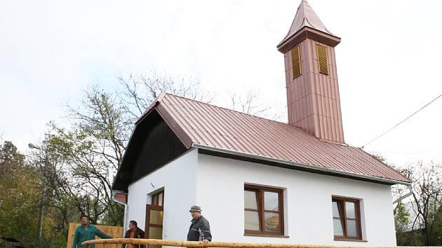 Kaple na Pulčíně