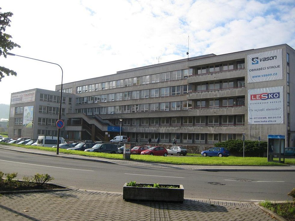 Vsetínskou polikliniku čekají stavební úpravy. Celkové náklady se vyšplhají na 165 milionů korun.