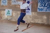 Mezinárodní folklorní festival nabídl bohatý program pro všechny víkendové návštěvníky Zvonice na Soláni.