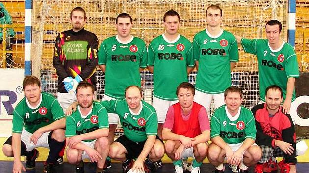 Futsalisté MFC Hutisko-Solanec.