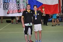 Hráči rožnovského týmu FoosForLife uspěli na MS ve stolním fotbalu ve Vídni.