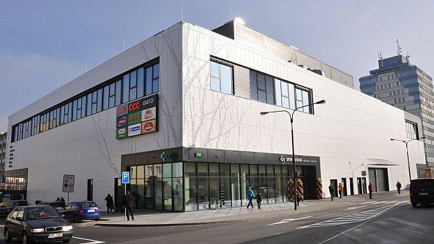 Smetanova obchodní galerie v centru Vsetína otevřela