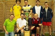 Díky skvělému finiši a také zaváhání dalších soupeřů si nakonec vítězství ze čtvrtého ročníku turnaje odnesl tým Dolní konec – Kobylská.