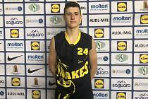 basketbalista Jan Křenek
