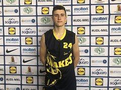 basketbalista Jan Křenek