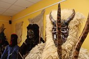 Výstava tradičních mikulášských masek Hornolidečska 2018 je k vidění od 1. listopadu do 23. listopadu.