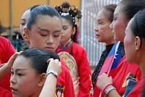 Ve Vsetíně bylo ve čtvrtek 3. 7. 2008 zahájeno 5. bienále mezinárodního folklorního festivalu Vsetínský krpec. Jako první vystoupily domácí soubor Vsacan a také hosté z Chile, Tchai - wanu, Beninu a Kolumbie