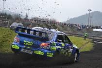 Silvestrovská Alsyko Rally Vsetín 2013.