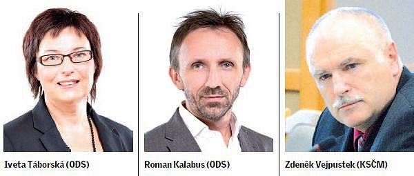 Zastupitelé Vsetína, komunální volby 10.-11.října 2014.