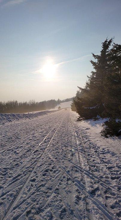 Cestou z Pusteven na Radhošť