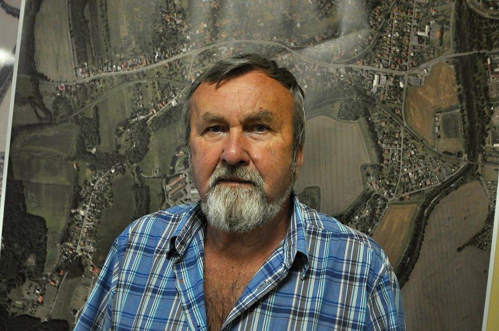 Poličná - starosta obce Vladimír Místecký