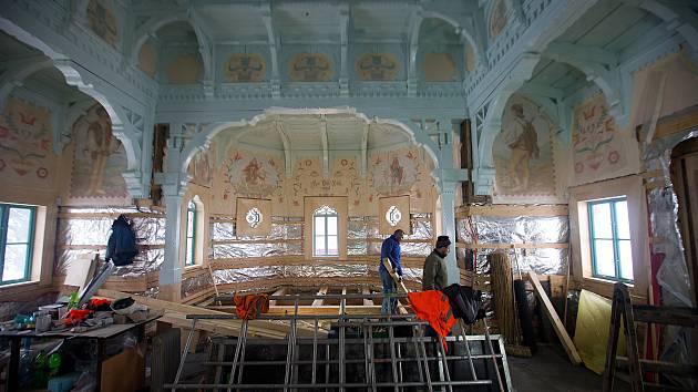 VIDEO: Rekonstrukce Libuna je u konce. Podvejte se, jak to