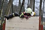Členové Sboru dobrovolných hasičů Velké Karlovice – Tísňavy uspořádali v neděli 6. března 2016 ve Ski areálu Razula ve Velkých Karlovicích soutěž v disciplínách TFA nazvanou Zimní železný hasič Velkých Karlovic.