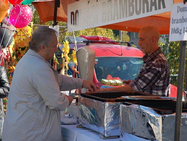 V Ratiboři se konal tradiční hodový jarmark. Jeho součástí byla jako každý rok také soutěž o nejlepší domácí klobásu