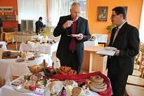 Celostátní soutěž mladých řezníků se konala 4. dubna 2019 ve valašskomeziříčské Integrované střední škole.