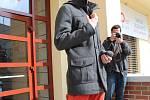 Studenti Masarykova gymnázia Vsetín se ve čtvrtek 15. března 2018 připojili k celostátní výstražné stávce studentů s názvem Vyjdi ven.