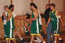 Basketbalisté Jasenice B.