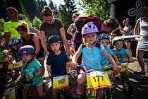 Velkému zájmu se těší tradiční cyklistický závod pro veřejnost Bike Valachy. letos se uskuteční ve Velkých Karlovicích 12. června.