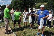 První ročník Valašského petango-gulování se uskutečnil ve čtvrtek 15. června u Domova důchodců ve Vsetíně Jasénce.