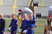Petře Chovancové z Horní Lidče a jejím kolegyním se poprvé v historii podařilo vybojovat zlaté medaile a titul mistryně světa.