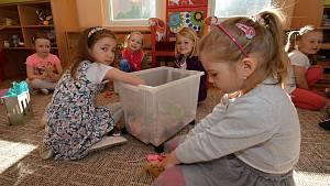 Otevření školky po covidové pauze