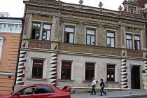 Novorenesanční kulturní památka, budova Občanské záložny na Palackého ulici ve Vsetíně, se zaskvěla novotou.