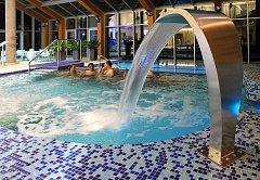 Bazény wellnes hotelu Horal.