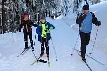 42. ročník Valašské 50 připravil KČT Vsetín na sobotu 19. ledna 2019. Běžkaři se vydali na lyžích na 50 km trať z Bumbálky, nebo 30 km trať ze Soláně.