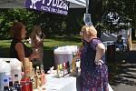 Garden Food Festival Rožnov pod Radhoštěm.