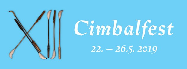 Cimbalfest - banner