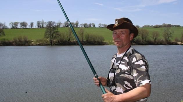 Mezi rybáři vládla pohoda