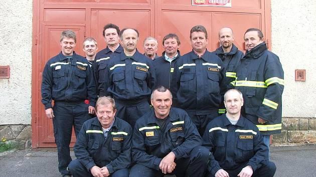 Výjezdová jednotka v Horní Bečvě působí už pět let.