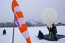 Na Huslenky spadl balon halušek. Přiletěl ze Slovenska