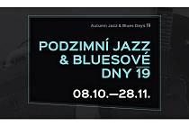 Podzimní jazz & bluesové dny 2019 - banner