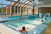 Bazény ve welnesu Horal.