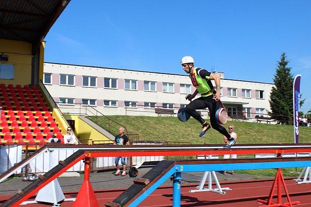 Ve Valašském Meziříčí se ve čtvrtek 15. června 2017 konal sedmnáctý ročník krajského kola soutěže v požárním sportu.