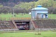 Zastupitelé města Vsetína schválili na zasedání v úterý 11. dubna 2017 koupi areálu, kde stojí bývalý fotbalový stadion na Ohradě.
