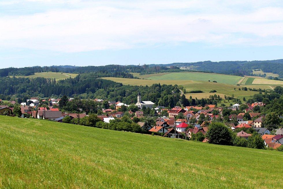 obec Ratiboř