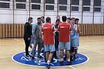 2. basketbalová liga Valašské Meziříčí - Kroměříž