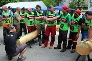 Téměř třicítka borců se sešla v sobotu 12. května 2018 na třetím ročníku dřevorubecké soutěže. Bojovali o titul Prlovský dřevař. Přihlásilo se 22 profíků a 7 hobby.