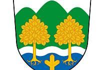 Znak obce Krhova.
