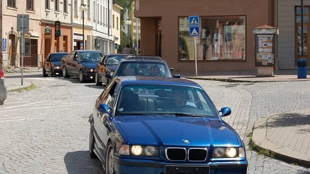 Vozy značky BMW