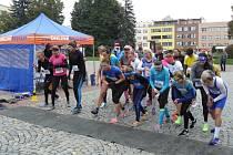 Běh přes Valašské kotáry ve Zlíně na neděli 20. října 2019